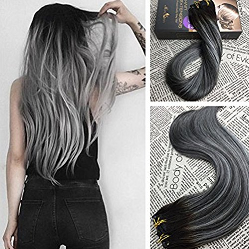Moresoo Extensions Balayage Silver Pieces product image