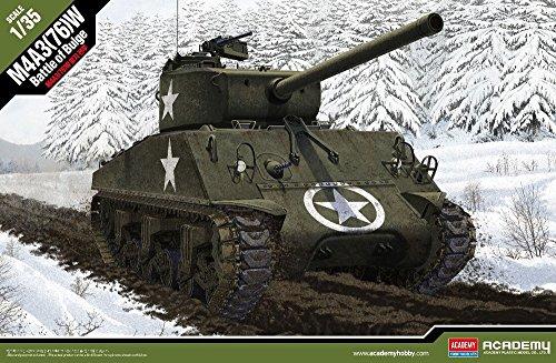 (Academy 1/35 M4a3(76)w Sherman