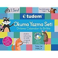 Tudem 1. Sınıf Okuma Yazma Seti-YENİ