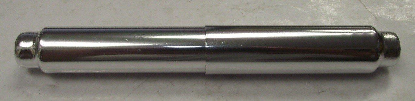 Taymor 01-RA1115PK Aluminum Toilet Paper Holder Replacement Roller Chrome