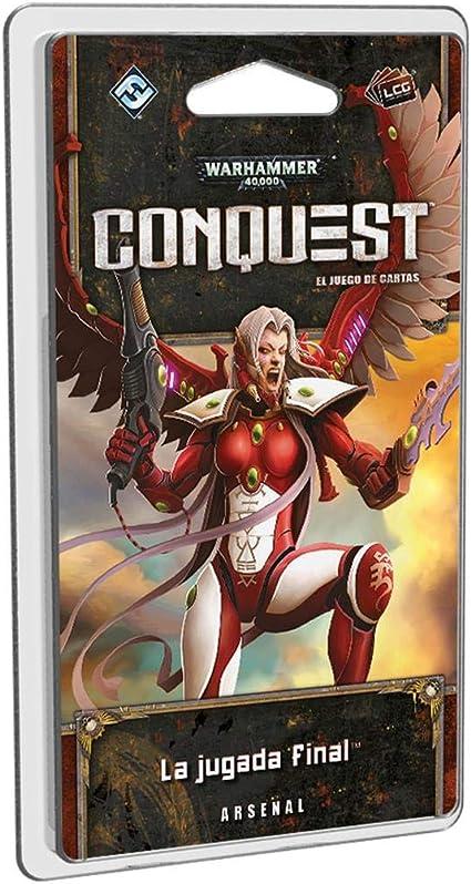 Fantasy Flight Games Warhammer 40000 La Jugada Final (EDGWHK14): Amazon.es: Juguetes y juegos