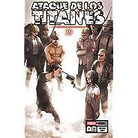 Ataque De Los Titanes N.29