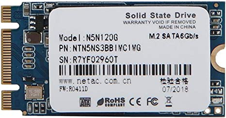 Vbestlife 120G Netac Disco Duro Gran Capacidad Alta Velocidad 6Gb ...