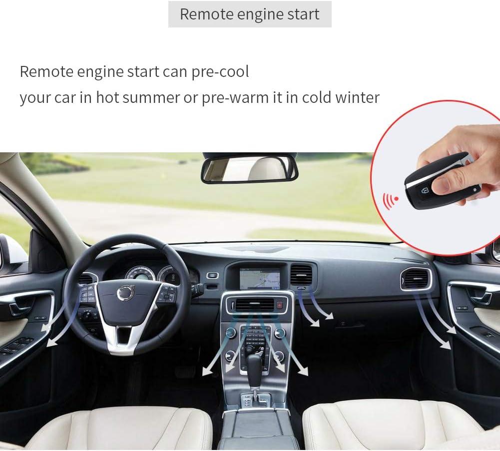 Easyguard Ec002 Hy Ns Smart Key Pke Auto Alarmanlage Elektronik