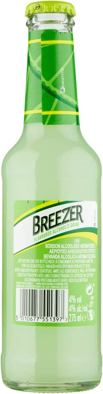 Breezer Combinado Refrescante de Ron con Lima - Paquetes de ...