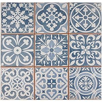 Mediterranean Tile Utica 4x4 - Ceramic Tiles - Amazon.com