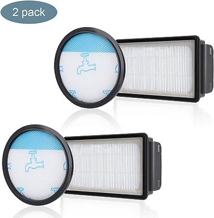 AIEVE Paquete de 2 accesorios de filtro de repuesto Compatible con ...