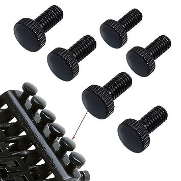 Tremolo - Tornillos de ajuste para guitarra eléctrica Floyd Rose (6 unidades): Amazon.es: Instrumentos musicales