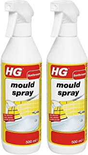 HG Mould Spray Amazoncouk DIY Tools - Bathroom mold cleaner