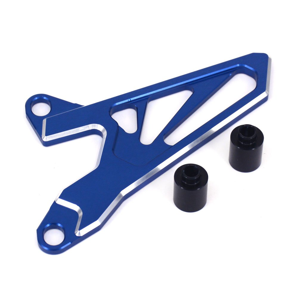 JFG RACING CNC Front Sprocket Cover Guard For Yamaha YZ250 99-17 YZ250F 01-13 YZ450F 03-13 YZ250X 16-17 WR250F 01-14 WR450F 03-15 by JFG RACING (Image #5)
