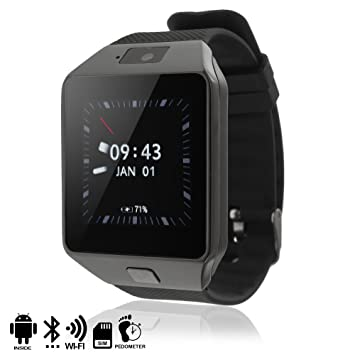 DAM - SMARTWATCH PHONE AK-QW09 CON ANDROID 4,4 3G/WIFI/Android ...