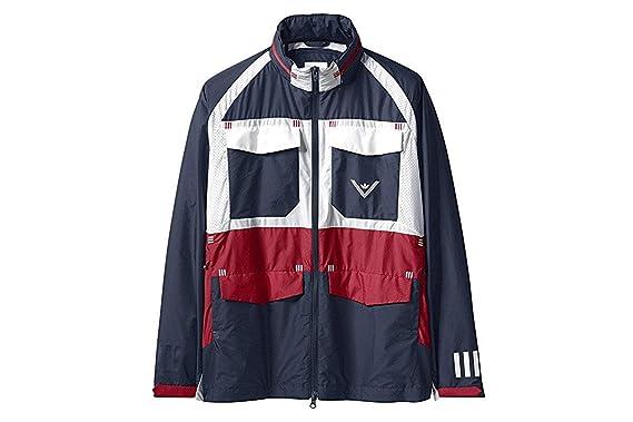 adidas originals x white mountaineering field windbreaker