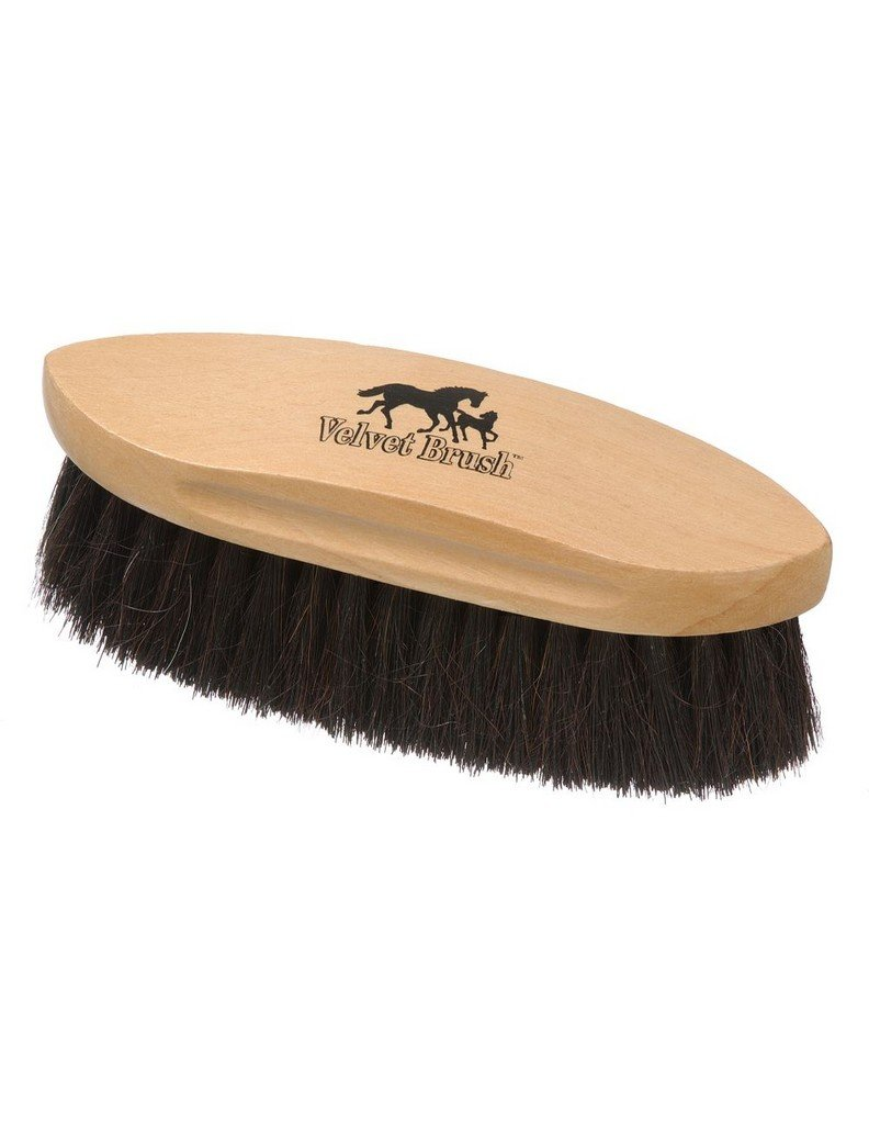 Tough 1 Horsehair Brush Medium 7 1/4 Inch