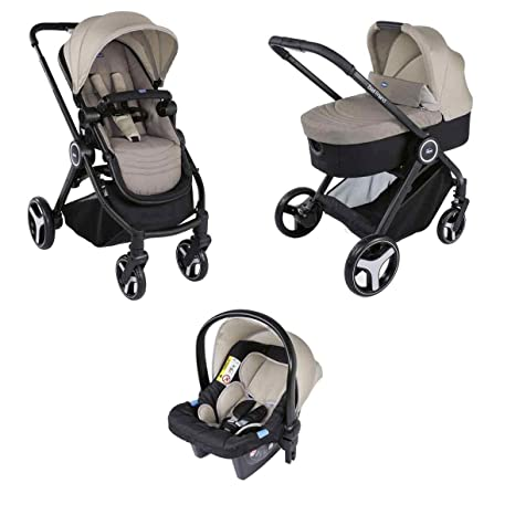 Chicco Trio Best Friends 00079146140000 Cochecito, 0 Meses + ...