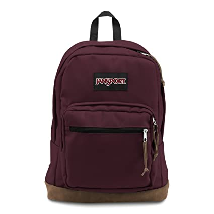 3d9641489871 Amazon.com  JanSport Right Pack Laptop Backpack - Dried Fig ...