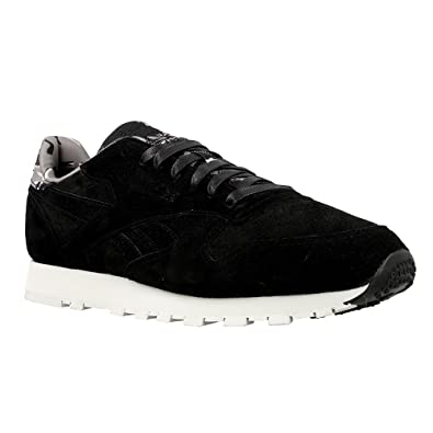 low priced 5dec1 87423 REEBOK - Sneaker - Herren - CL Leather TDC schwarz für ...