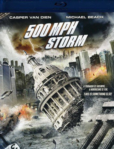 Blu-ray : 500 Mph Storm (Blu-ray)