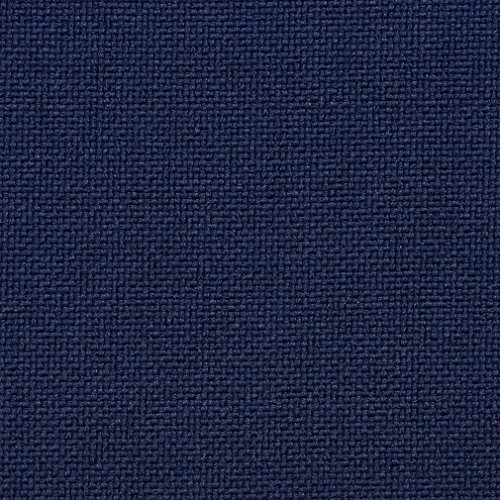 J623 Dark Blue Solid Tweed Commercial Automotive And Church Pew Upholstery Grade Fabric By The Yard (Church Fabric Pew)
