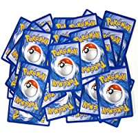 100 Assorted Pokemon Trading Cards with Bonus Free 6 Bonus Promo Foils