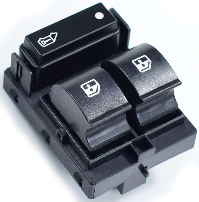 Modelle ab 2006-735421419 Feycar/® 6490.X8 6490.X9 6554.XN Master Schalter Konsole Fensterheber schalter Knopfschalter kompatibel f/ür Fiat Ducato 1PCS Peugeot Boxer Citroen Jumper