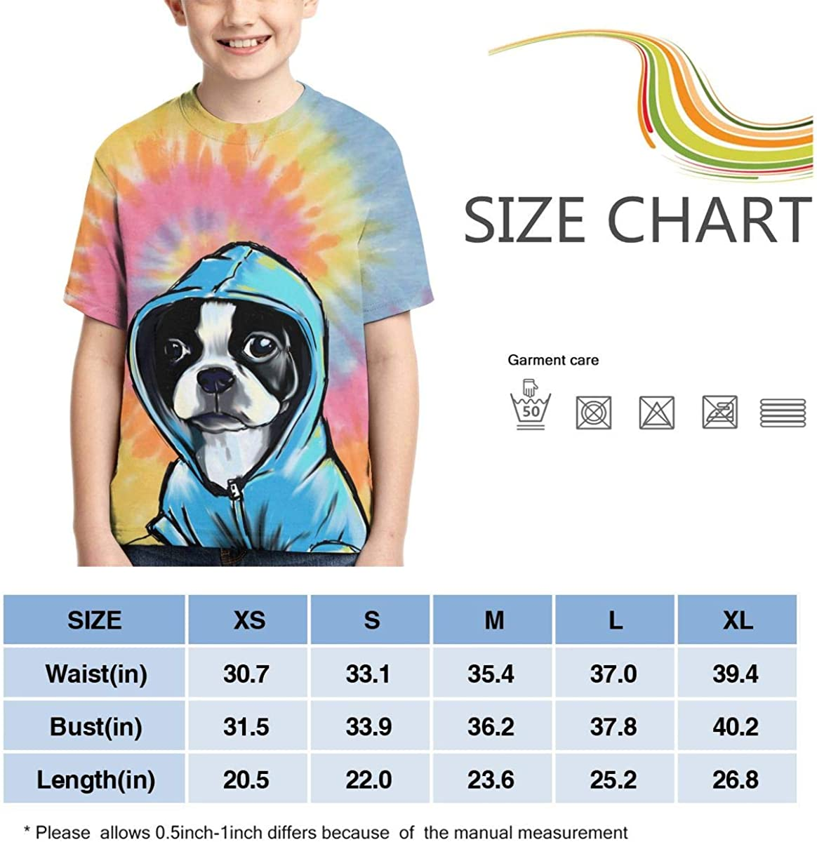 CERTONGCXTS Little Boys Cute Narwhal Cute Short Sleeve T-Shirt Size 2-6