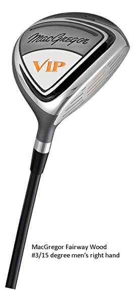 MACGREGOR VIP - Madera 5 de Golf (Regular), Color Negro ...