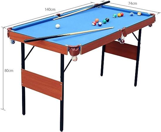 homelikesport Mesa de Billar Plegable de 5 pies para Mesa de Billar: Amazon.es: Deportes y aire libre