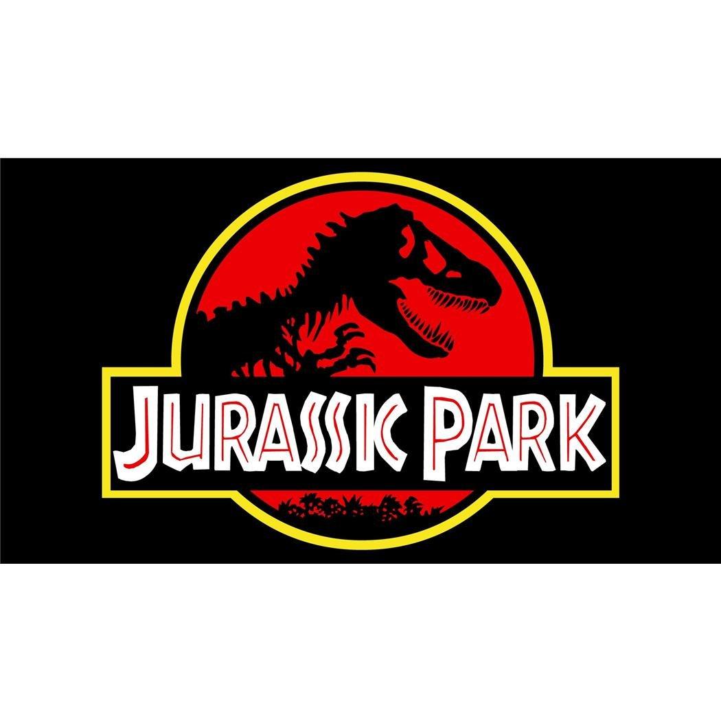 Jurassic Park Poster On Silk <62cm x 35cm, 25inch x 14inch> - Cartel de Seda - 725CF1