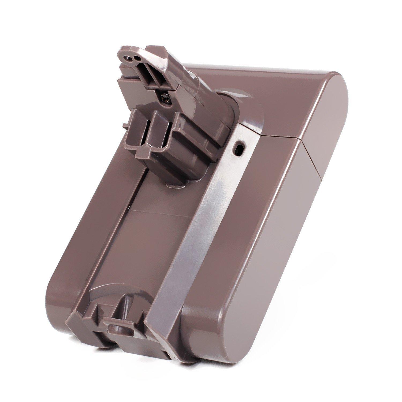 LENOGE 21.6V 3000mAh Replacement Battery for Dyson DC62 V6 Li-ion Battery 595 650 770 880 DC58 DC59 DC61 Animal DC72 Series