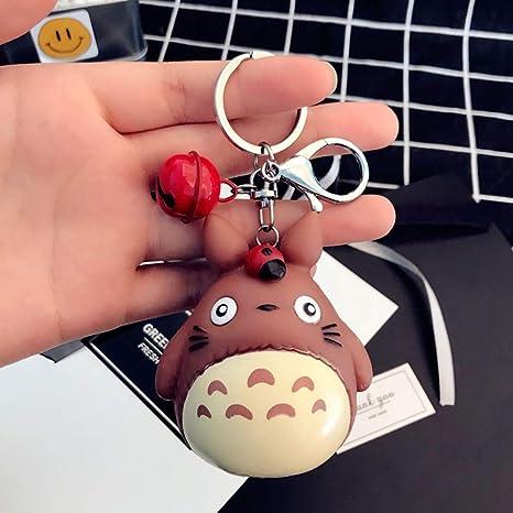 AMA-StarUK36 Totoro Llavero de Caricatura de muñeca de ...