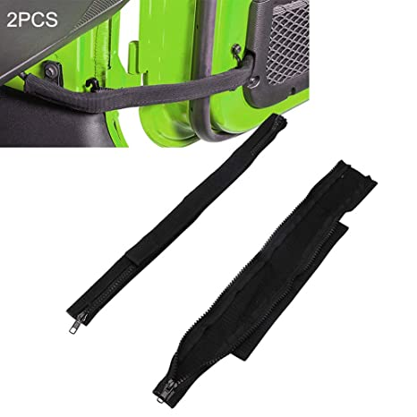 amazon com 1 pair for jeep wrangler door limiting strap hinge cloth rh amazon com