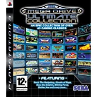 SEGA Mega Drive: Ultimate Collection (PS3)