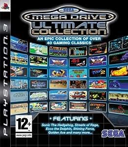 SEGA Mega Drive: Ultimate Collection (PS3) [Importación inglesa]