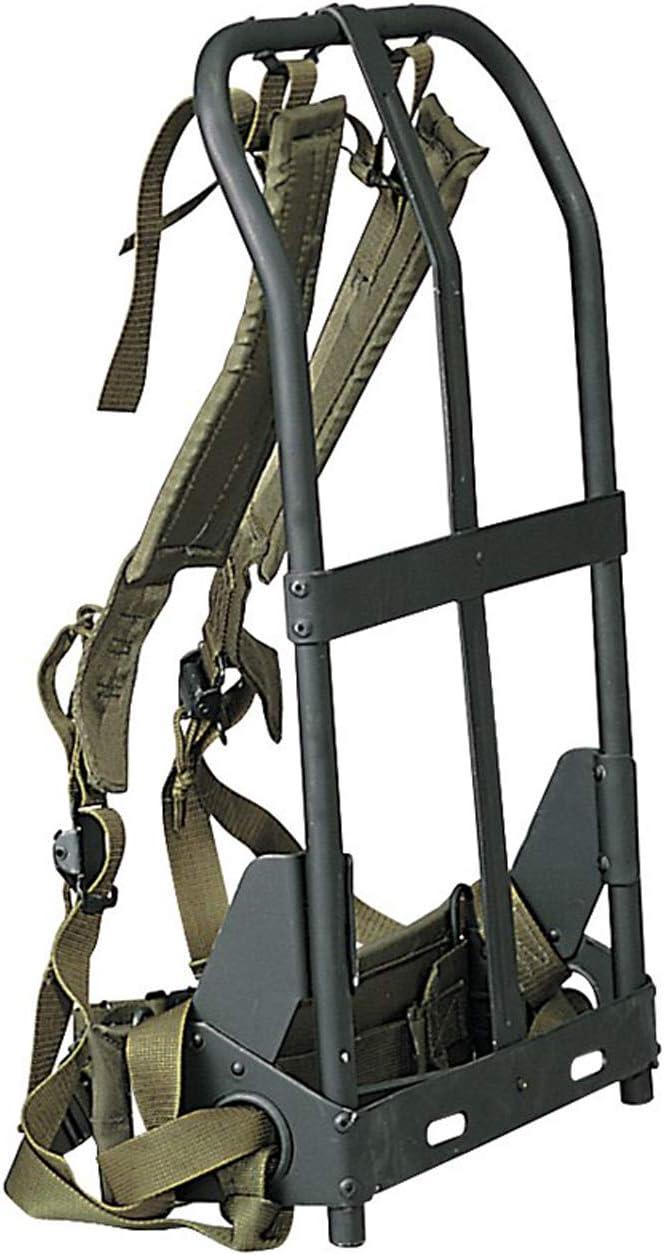 A.L.I.C.E. BackPack Frame, shoulder straps, lower back pad waistbelt