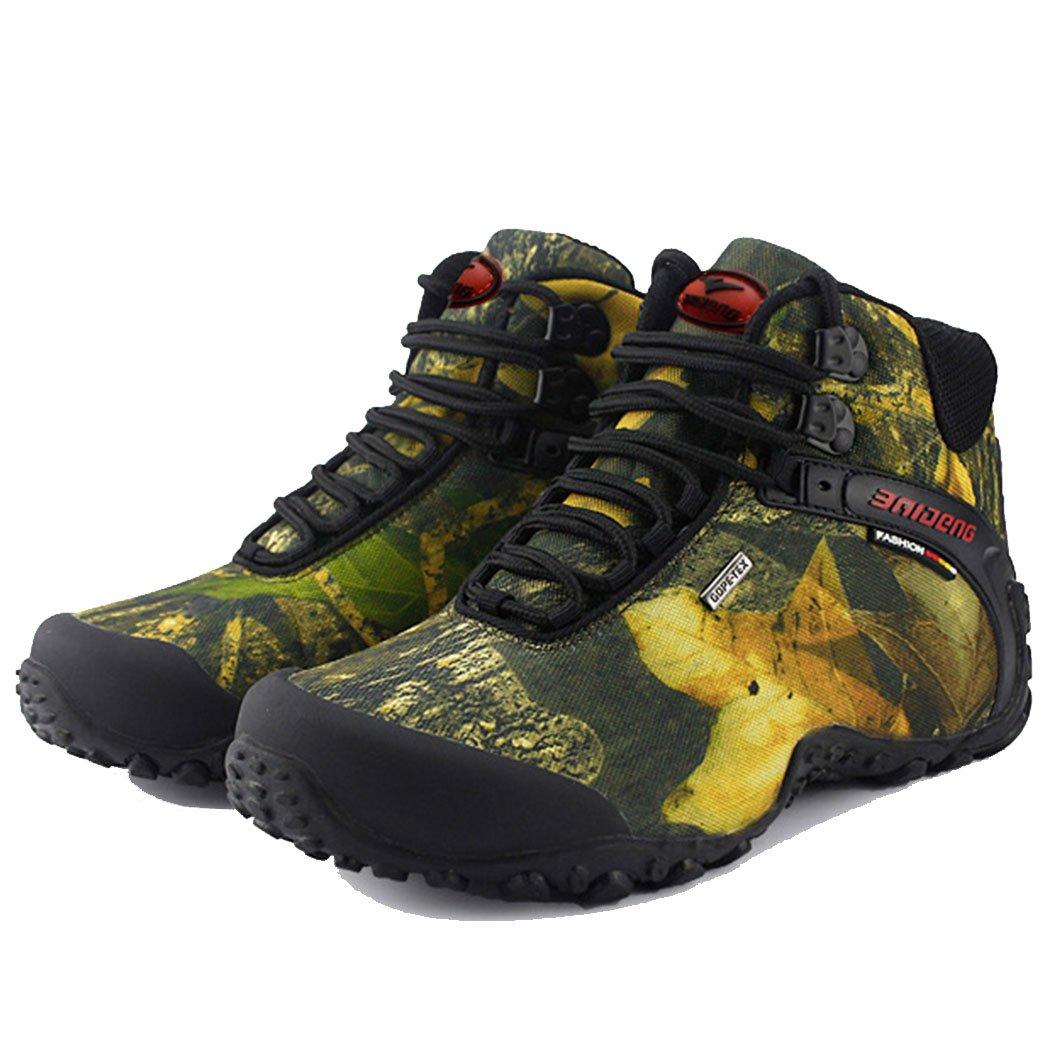 GAOLIXIA Männer Sportschuhe Sommer Outdoor Sports Schuhe Anti-Rutsch-atmungsaktive Wanderschuhe Wanderschuhe Desert Stiefel Travel Schuhe