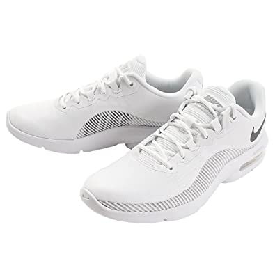 buy popular 9283a 0623e Amazon.com   Nike Women s Air Max Advantage 2, White Wolf Grey-Pure Platinum  Size 10 M US   Road Running