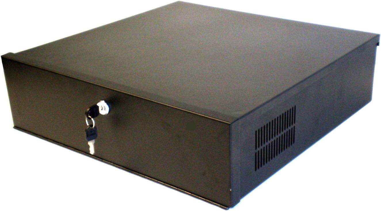 Smart Security Club DVR Lock-Box, 18 x 18 x 5 inch, Fan, Heavy Duty 16 Gauge,$85.00