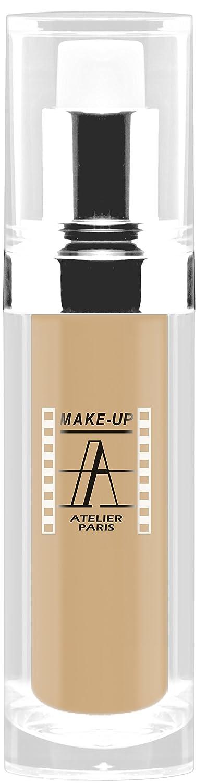 Make-up Ateiler Paris, waterproof, liquid, foundation, FLW2Y, clear nude, waterproof make up Frankreich