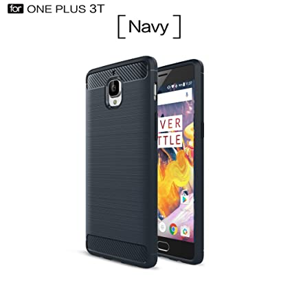 Funda OnePlus 3 / 3T, OUJD [Rugged Armor] Shock-absorption ...