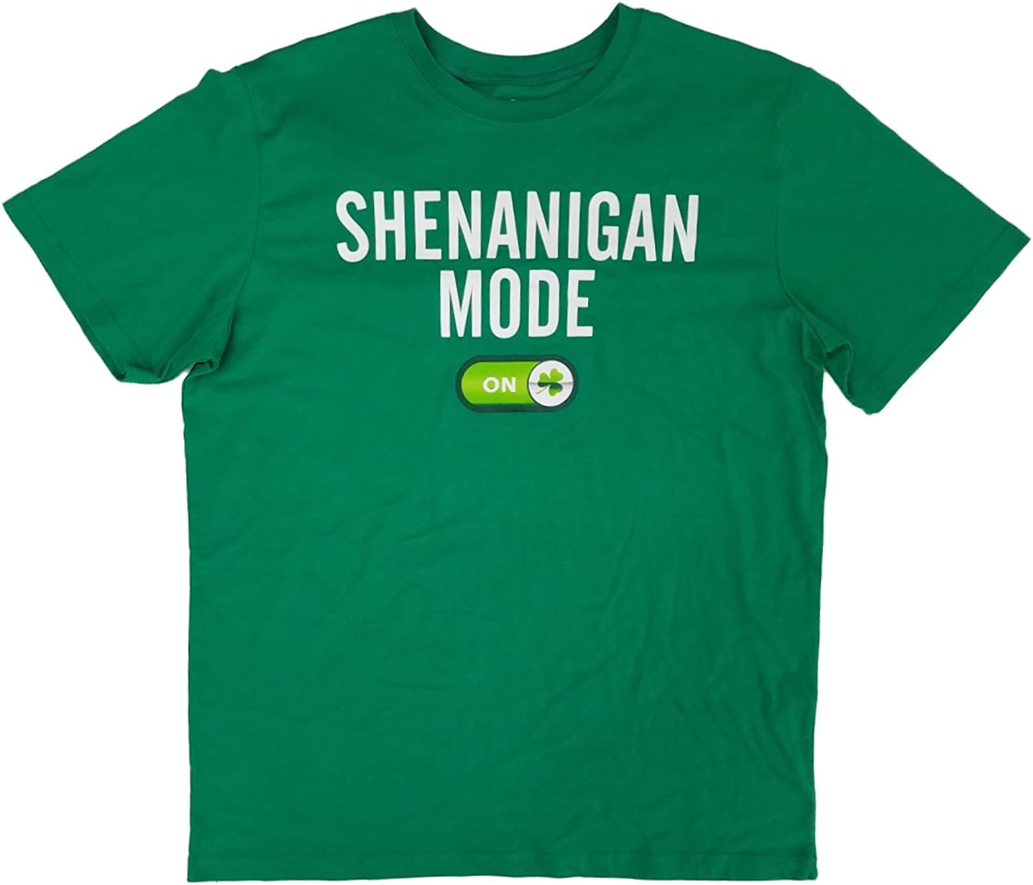 """Patrick/'s Day funny shirt men/'s sizes /""""This is my only green shirt/"""" New St"""