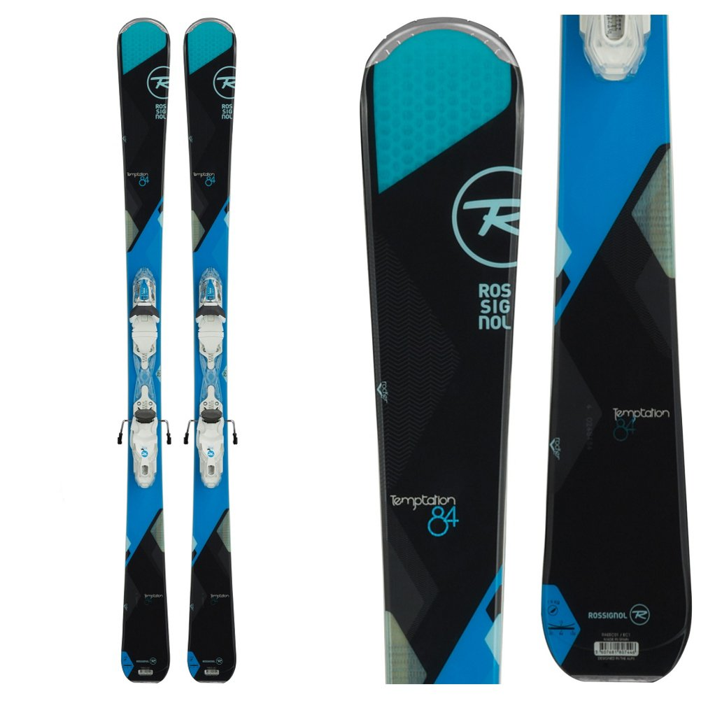 Rossignol Women's Temptation 84 Carbon Xpress w/ Look Xpress 11 W B93
