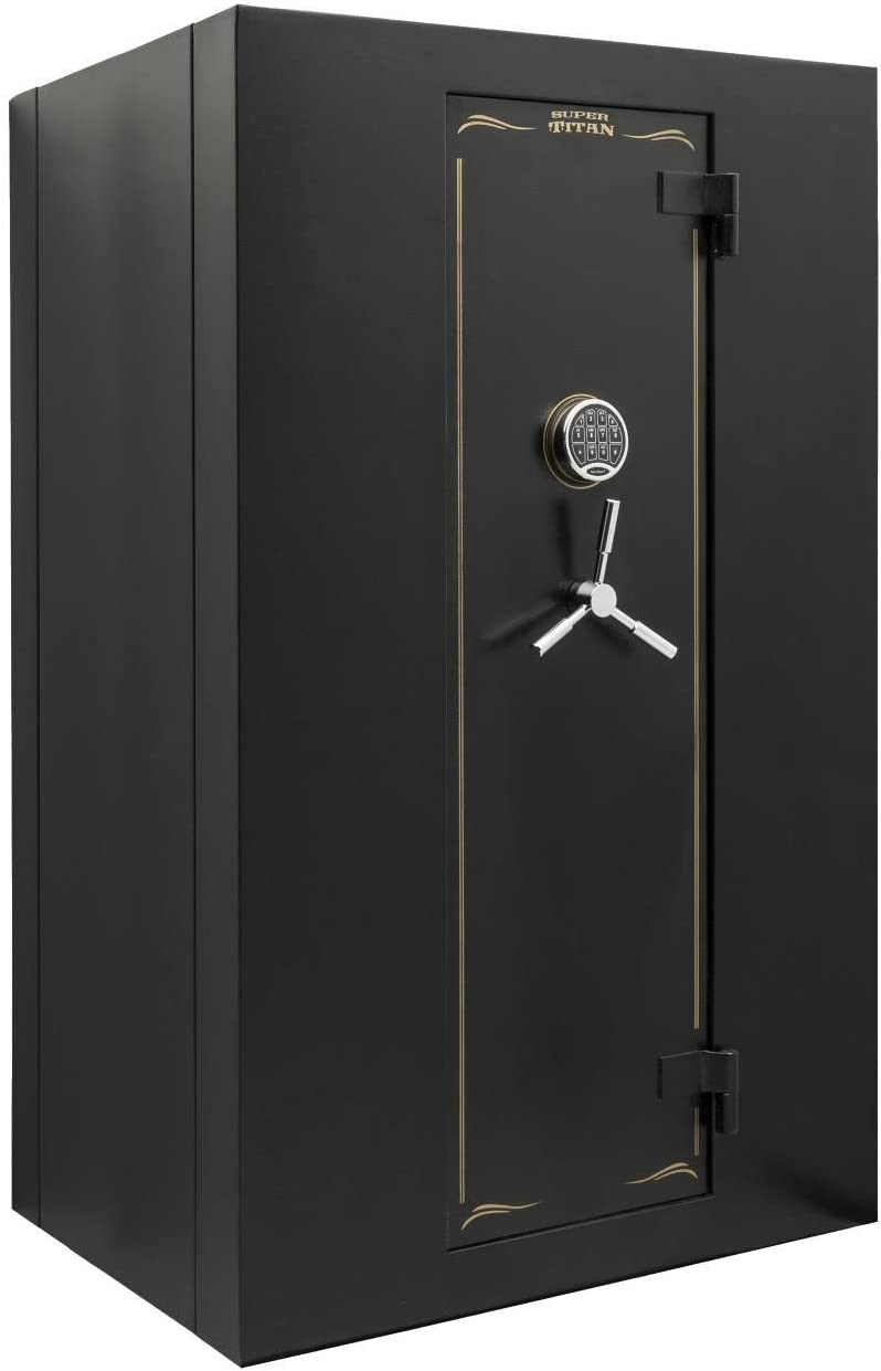 SnapSafe Titan Large Digital Modular Safe