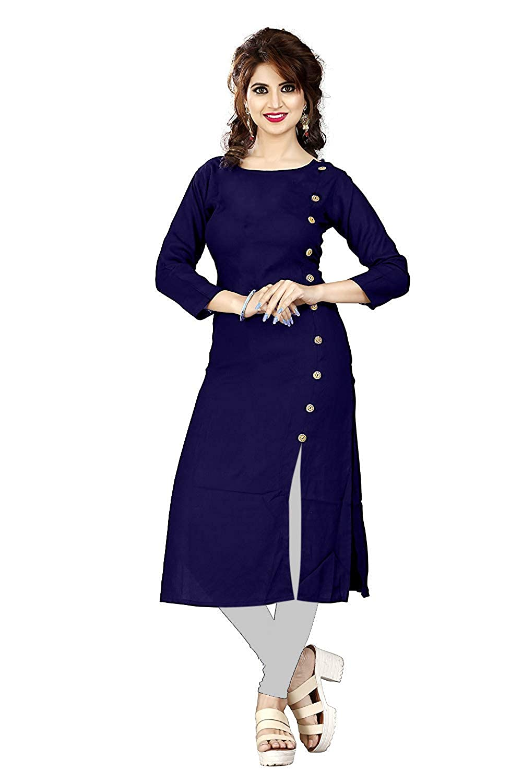 New Party Wear Rayon Kurti For Girls & Women