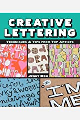 Creative Lettering: Techniques & Tips from Top Artists Paperback