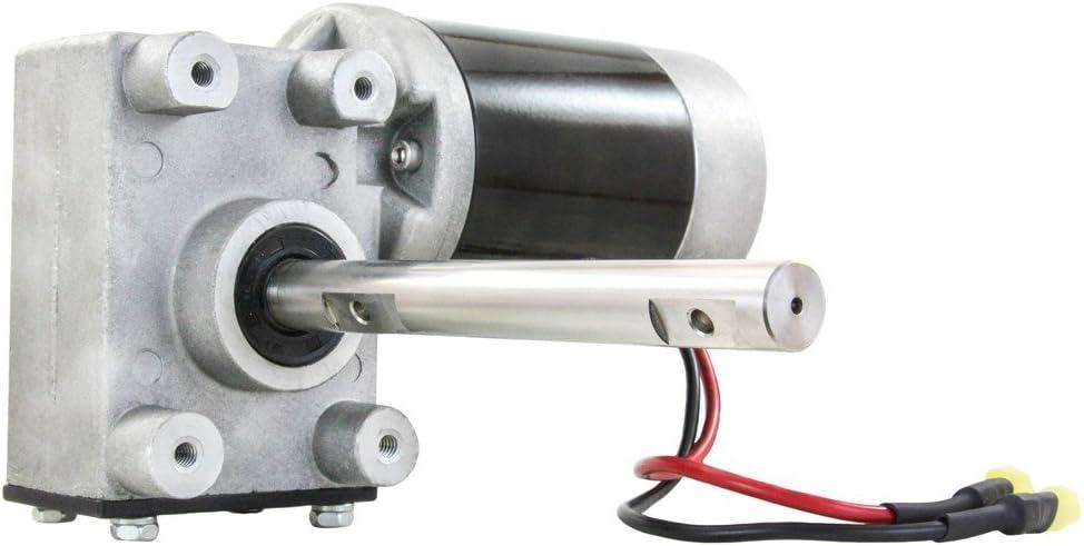 NEW SALT SPREADER MOTOR W// GEAR BOX FOR SNOW-EX 575 1075 SP3000 SP6000 SP8000