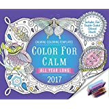 Color Me Calm All Year Long 2017: Box Calendar (Calendars 2017)