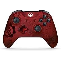 Controlador inalámbrico de Xbox - Edición limitada de Gears of War 4 Crimson Omen