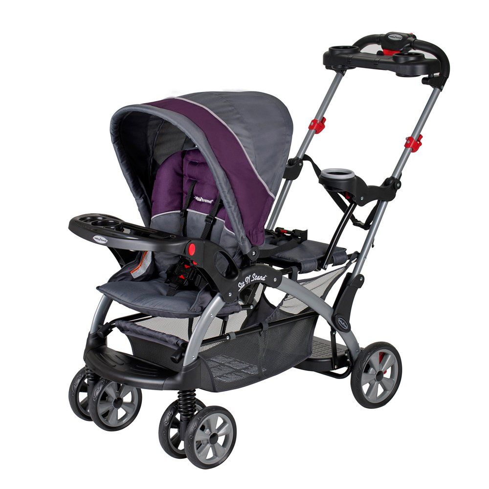 Baby Trend Sit N Stand Ultra Stroller, Elixer SS66715