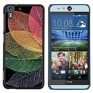 Stuss Case / Funda Carcasa protectora - Fall otoño colorido Naturaleza - HTC Desire Eye M910x