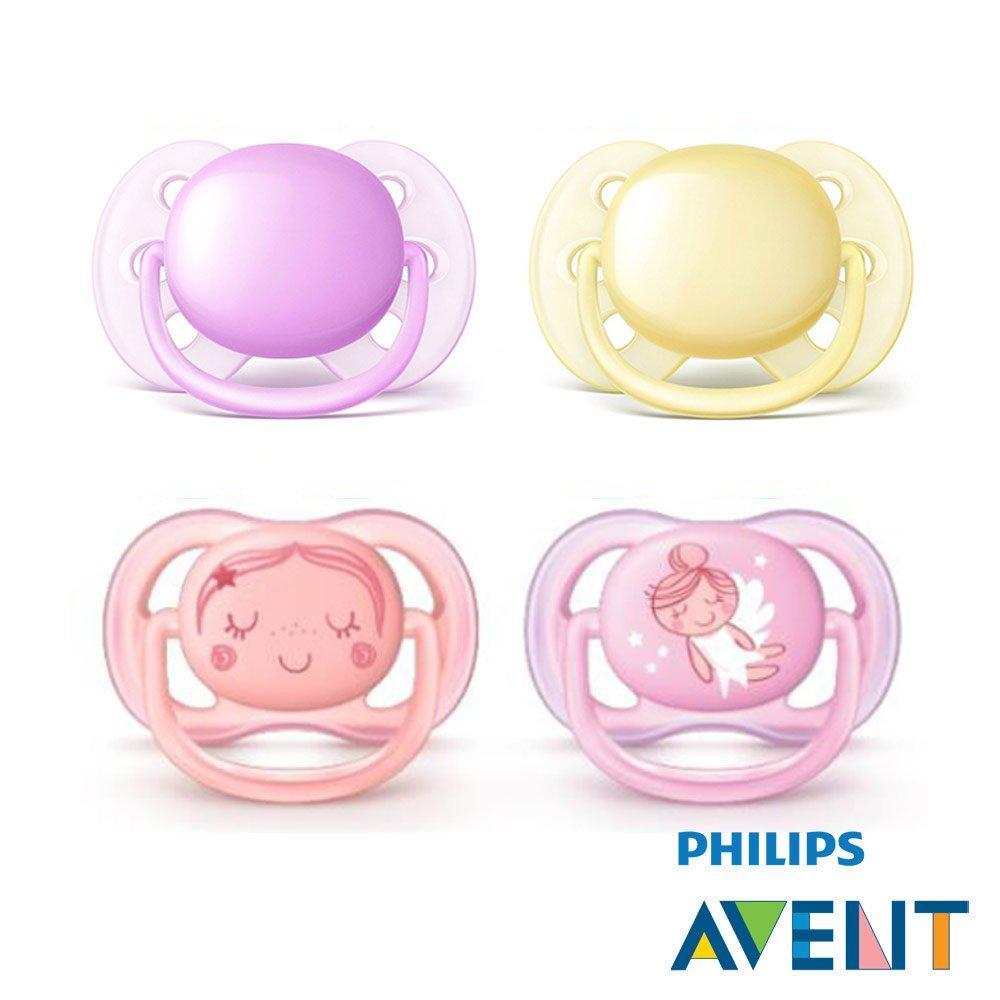 Philips AVENT Ultra Soft Air & Ultra Soft Chupete 0 - 6 mo ...